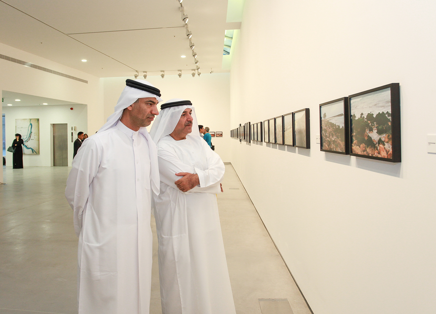 Vantage Point Exhibition Opening, 2013 Image