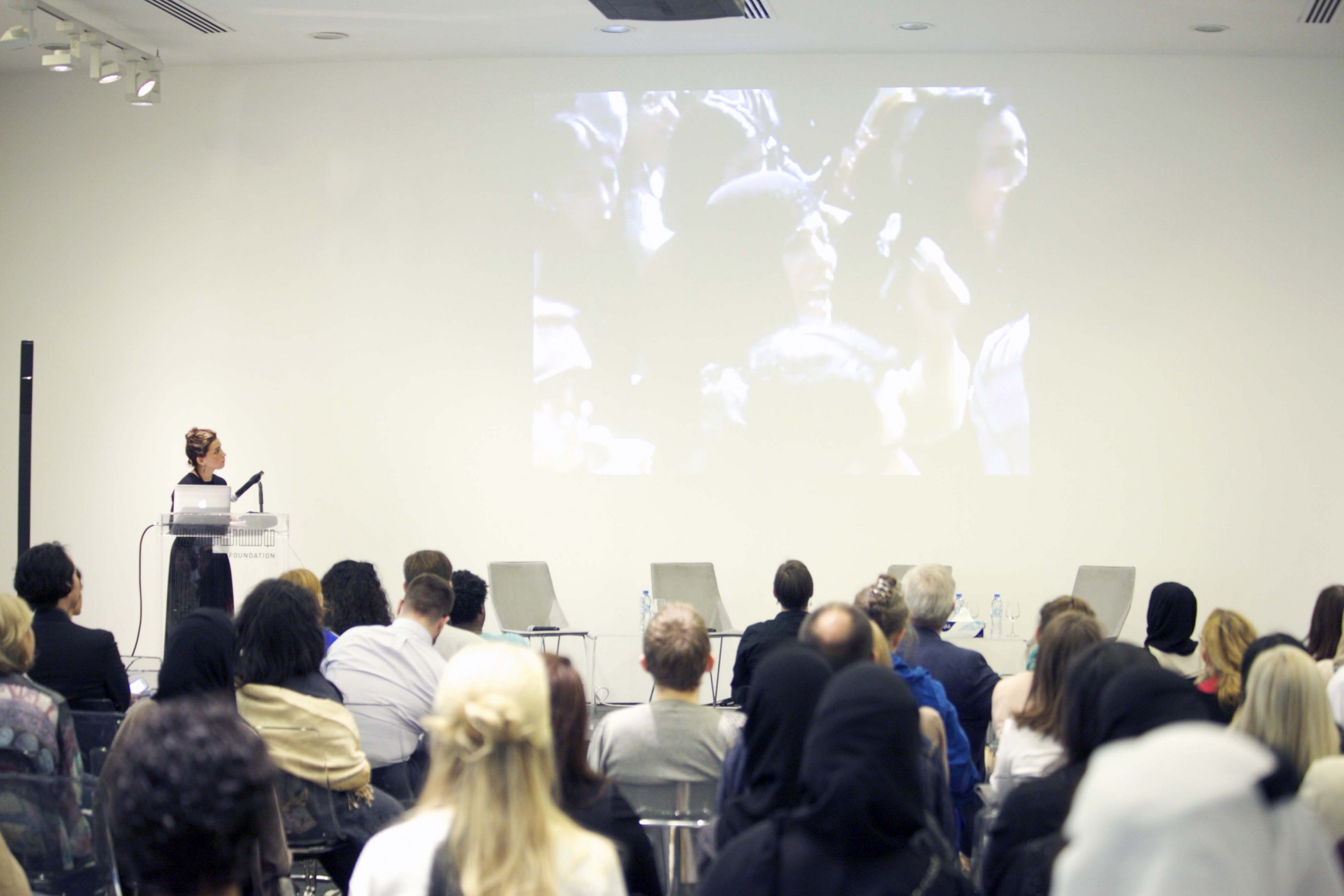 Communal Social and Inter-Political Stage of Curatorial Practice Image