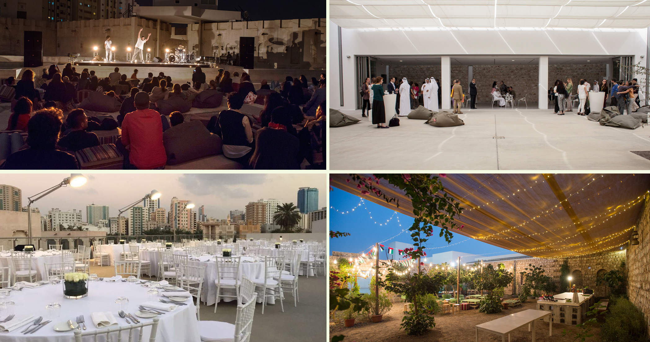 What you need to know when renting a venue for the event