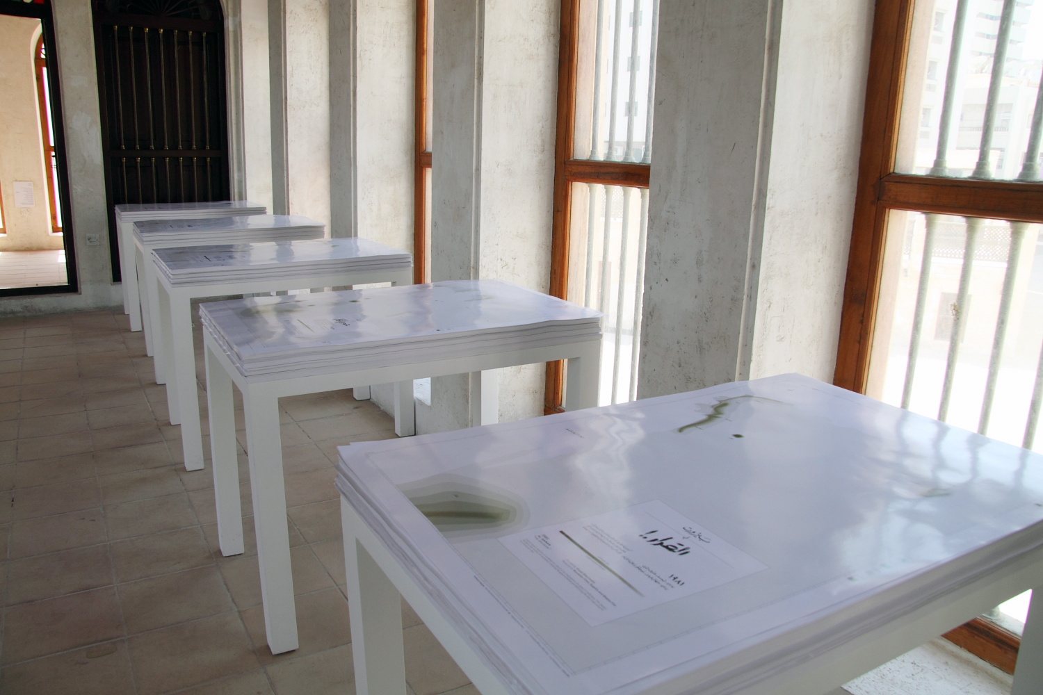 projects - sharjah art foundation
