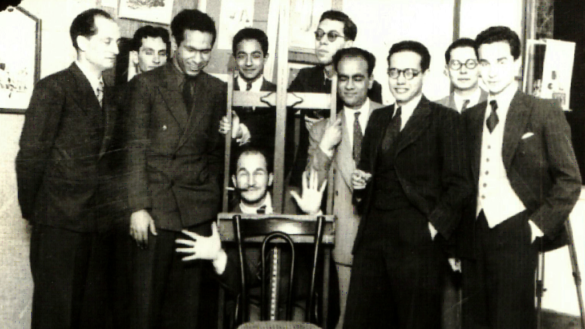 When Arts Become Liberty: The Egyptian Surrealists (1938-1965)