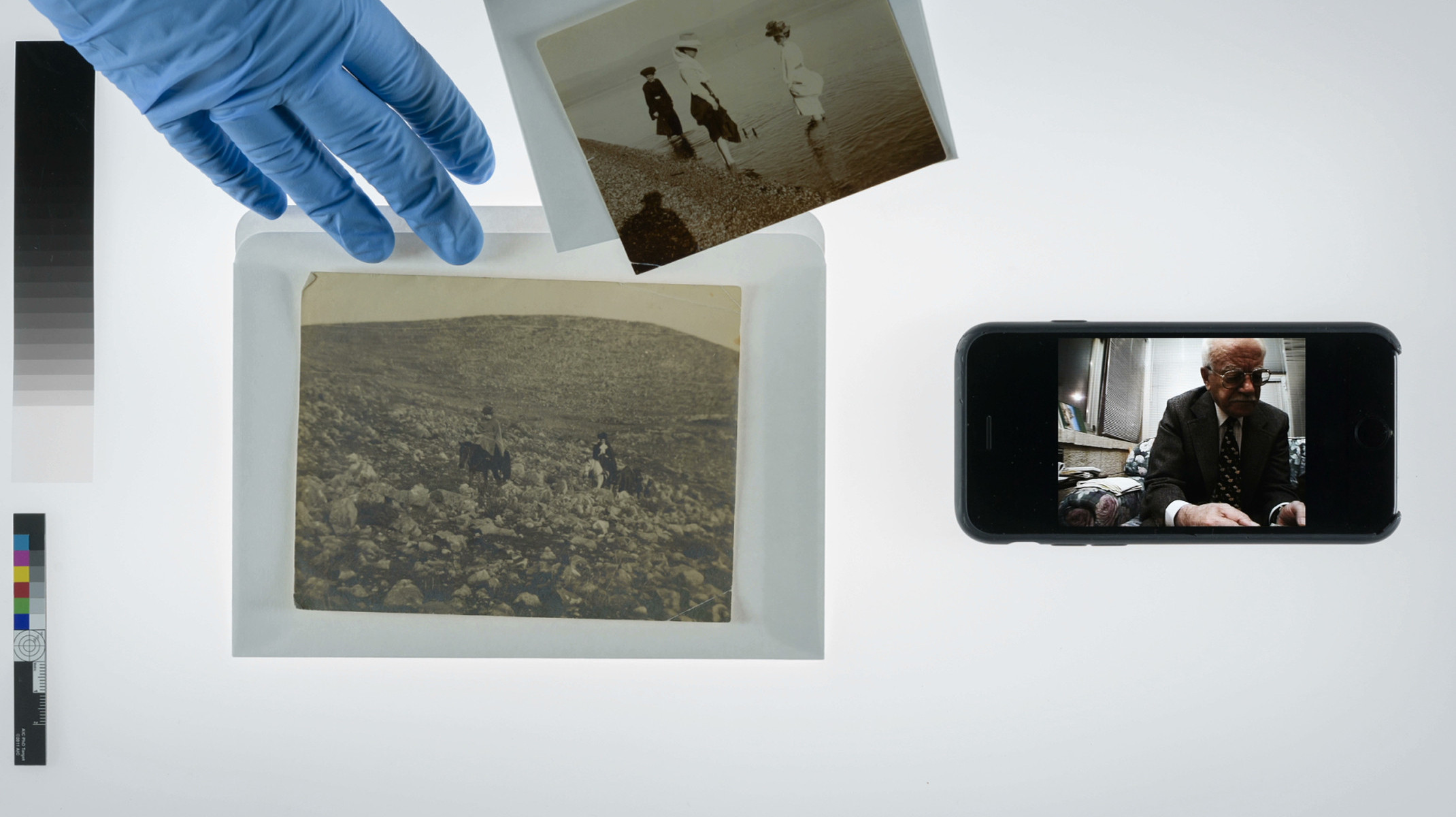 Akram Zaatari: Against Photography. An Annotated History of the Arab Image Foundation