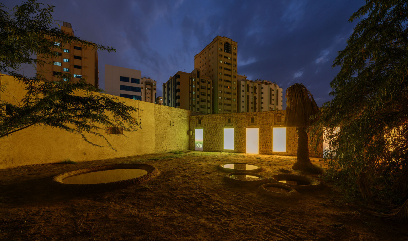 Otobong Nkanga's Sharjah Biennial 14 Prize-winning permanent installation reopens to the public