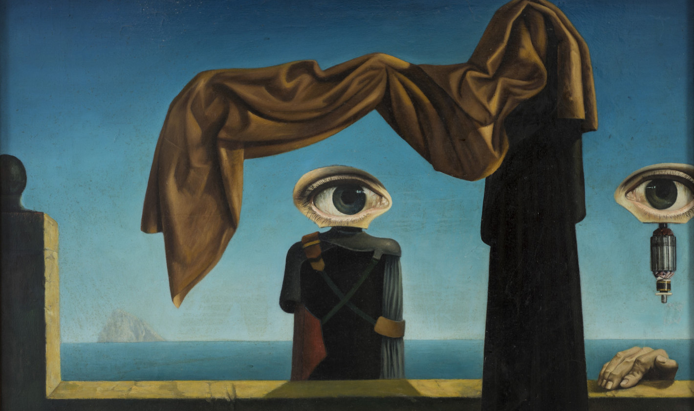 When Art Becomes Liberty: The Egyptian Surrealists (1938–1965)