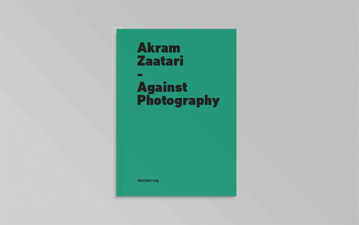 Akram Zaatari: Against Photography