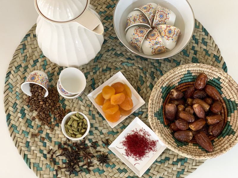 Culinary Explorations: History and Preparation of Arabic Coffee