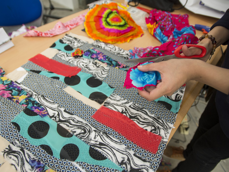 Workshop: Sharjah Textile Hunters