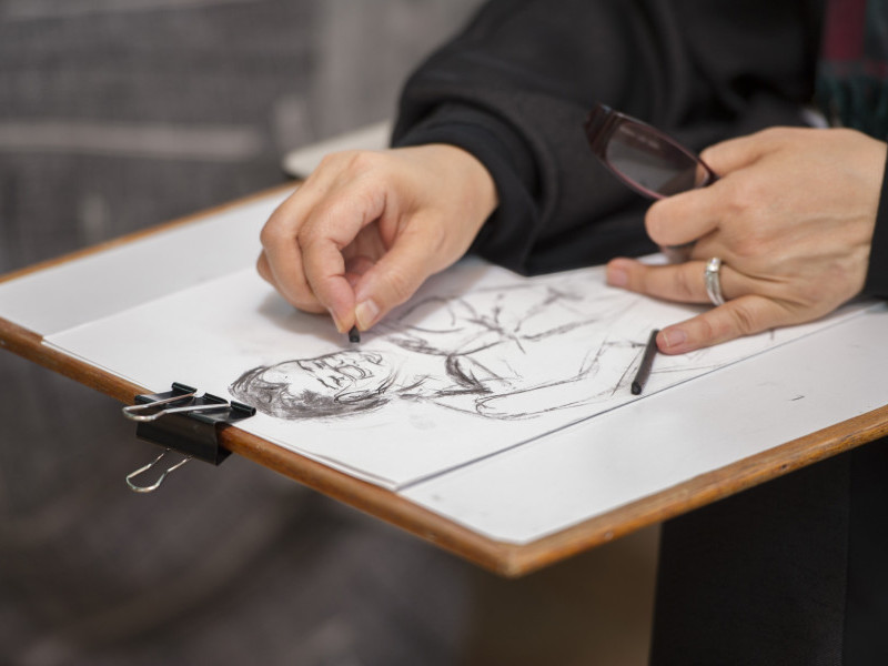 Painting and Drawing (Intermediate)