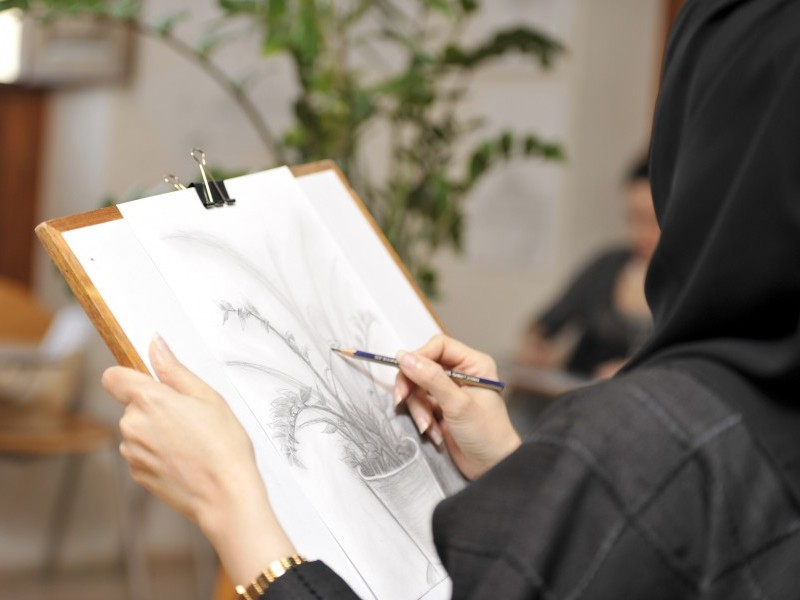 Free Drawing Class: Beginner, Intermediate & Advanced