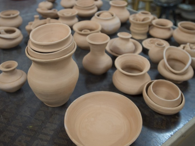 Pottery Shapes Inspired by Heritage