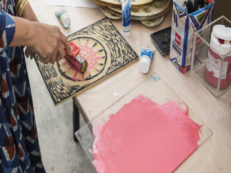 Print Making Course - Beginner