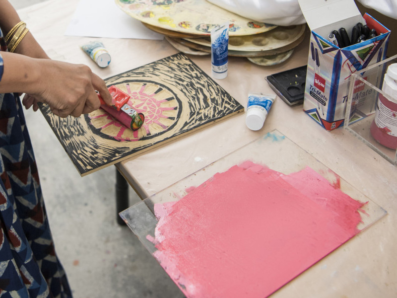 Print Making Course - Level I: Beginner