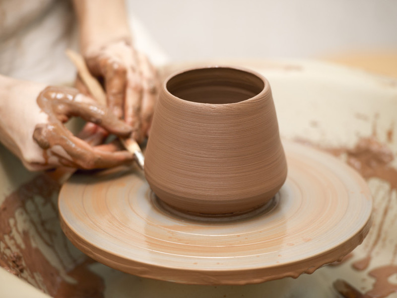 Pottery – Wheel Throwing (Session 2)