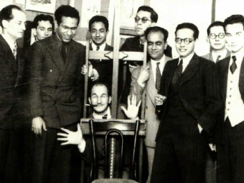 The Egyptian Surrealists in Global Perspective