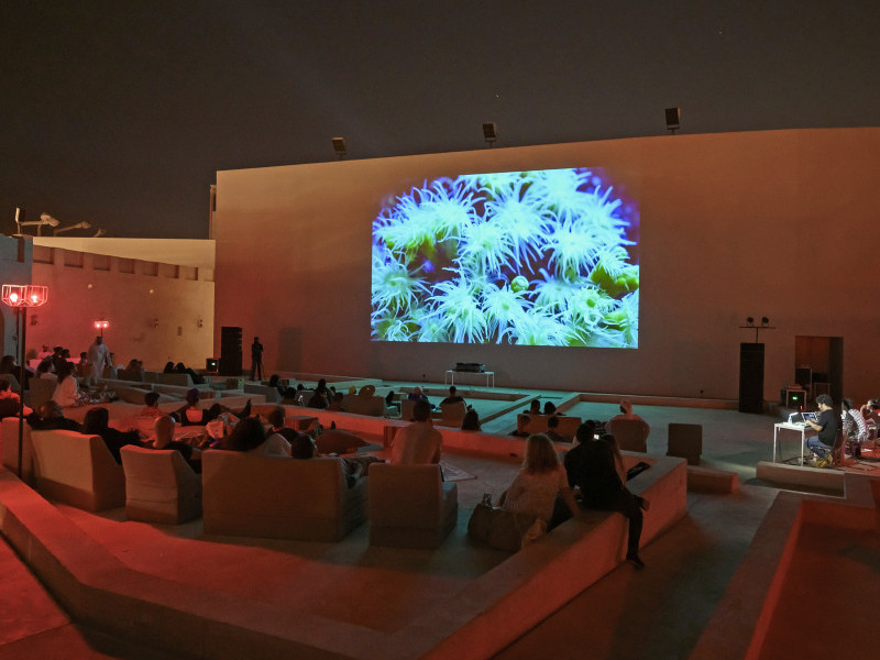 Re|sound Returns to Sharjah Art Foundation's Mirage City Cinema for Fifth Edition