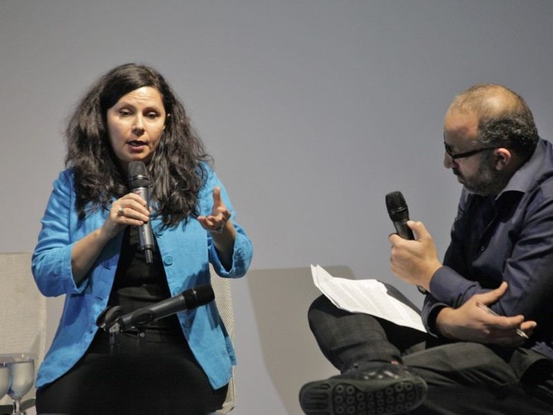 MM 2014: Keynote #2: Christine Tohme (Ashkal Alwan) in conversation with Ahmad Ghossein