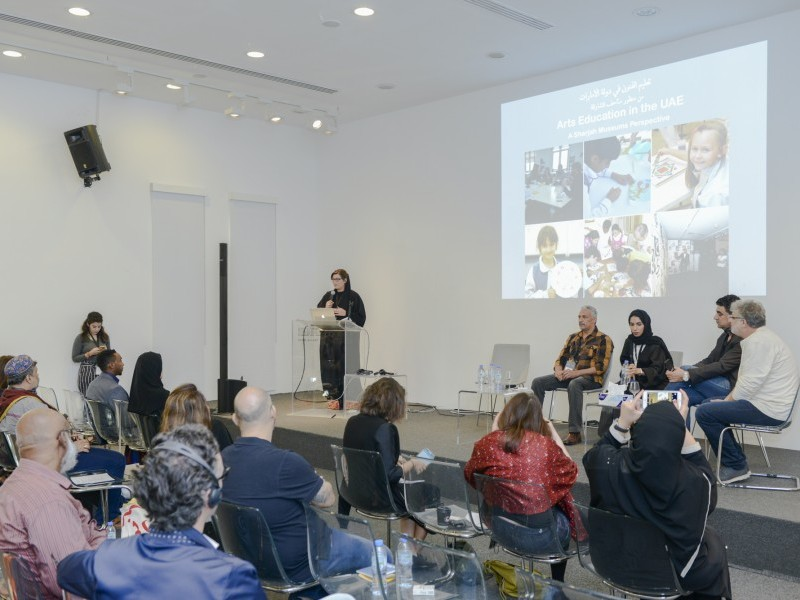 MM 2016 : Art, Education and the United Arab Emirates