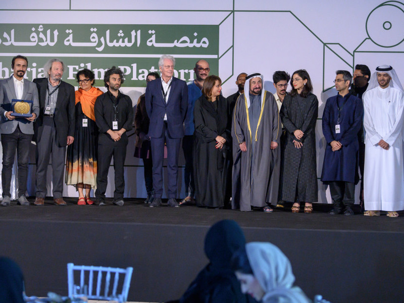 Second edition of Sharjah Film Platform concludes with awards ceremony