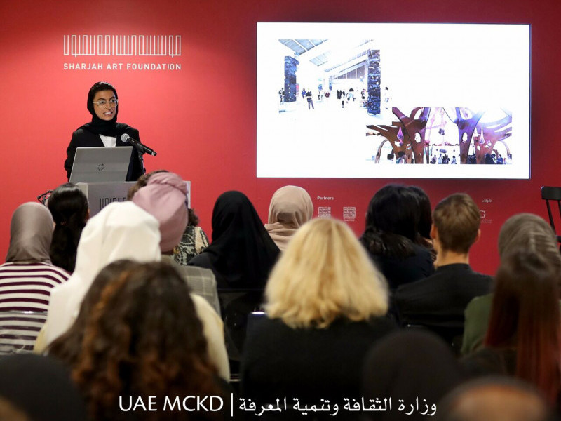 Sharjah Art Foundation Organises Professional Development Programme