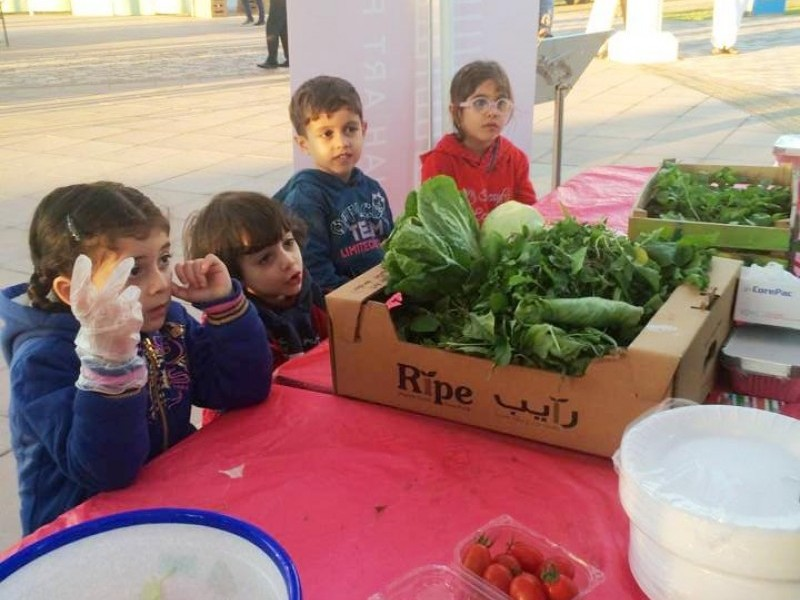 Drop-in Activities at The Ripe Food & Craft Market Za'abeel Park
