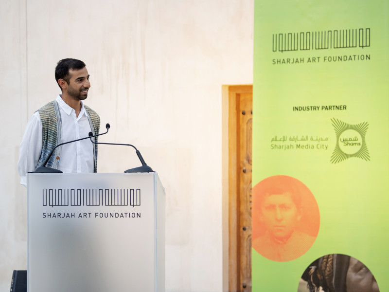 Sharjah Art Foundation Announces Sharjah Film Platform 3 (SFP3) Industry Hub Pitching Forum Winner