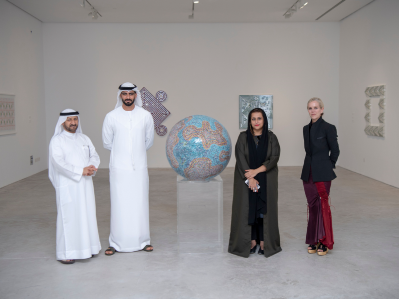 Exhibitions of Works by Monir Shahroudy Farmanfarmaian, Bani Abidi and March Project 2019 Artists Opened on 12 October as part of Sharjah Art Foundation's Autumn Season