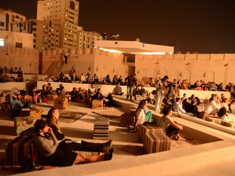 Sharjah Biennial 11 Film Programme Panel Discussion