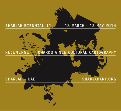 Sharjah Biennial 11 Re:emerge Towards a New Cultural Cartography
