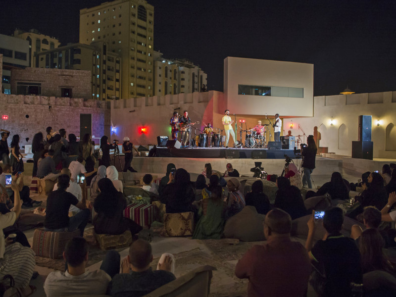 Sharjah Art Foundation Launches Music Programme
