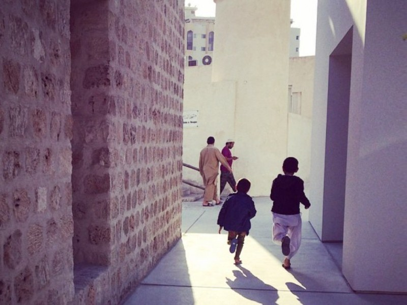 Sharjah Art Foundation Neighbourhood