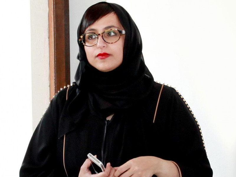 Hoor Al Qasimi Elected New President of International Biennial Association