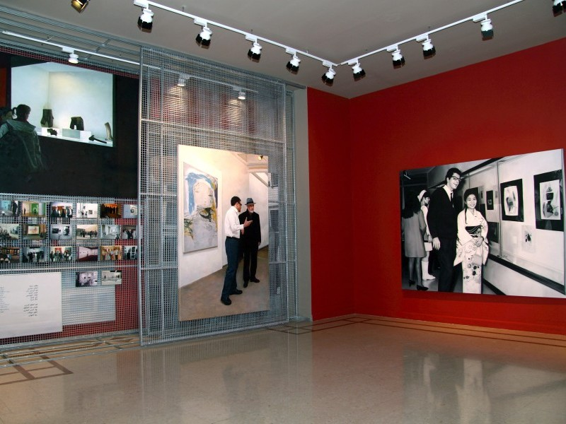Art Exhibition: Readymade Representations 1954—2009
