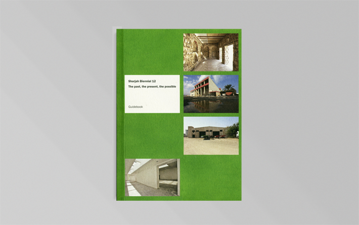 Sharjah Biennial 12: Guidebook