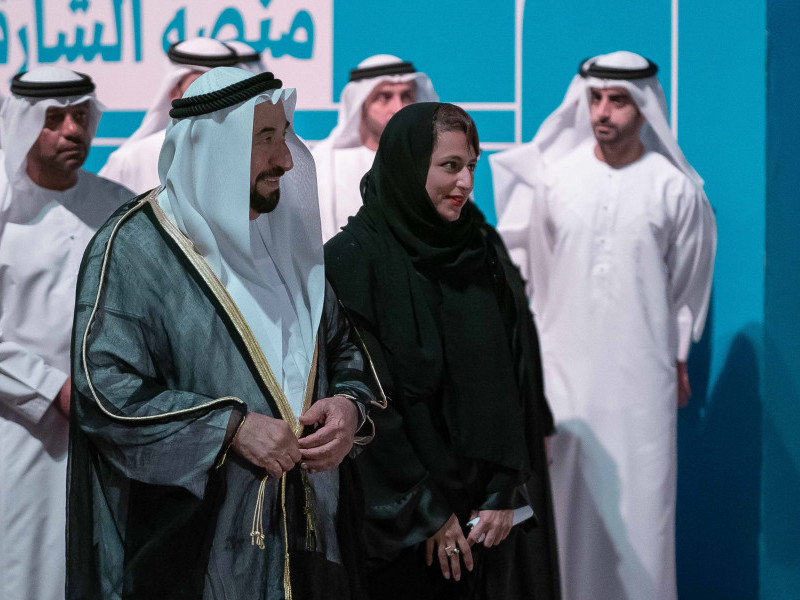 Sharjah Film Platform Closing Ceremony Takes Place in Presence of HH Sheikh Dr Sultan bin Mohammed Al Qasimi