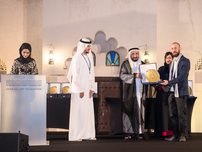 Sharjah Biennial 13 Prize Winners Announced