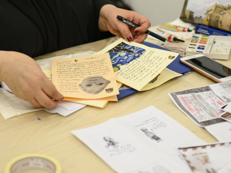 Focal Point 2020 Learning Programme: Scrapbooks