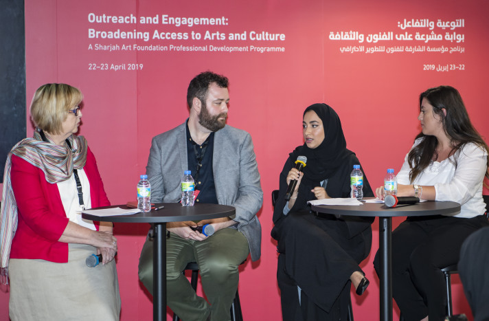 Outreach and Engagement: Broadening Access to Arts and Culture – Session 8