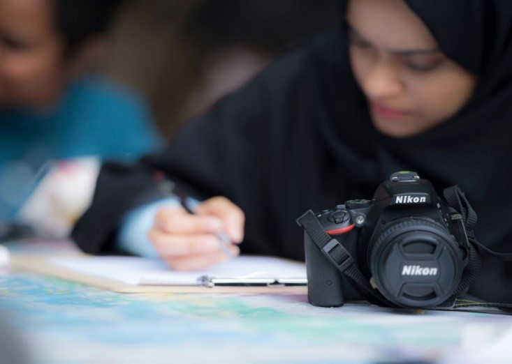Studio Art Courses at Sharjah Art Institute image