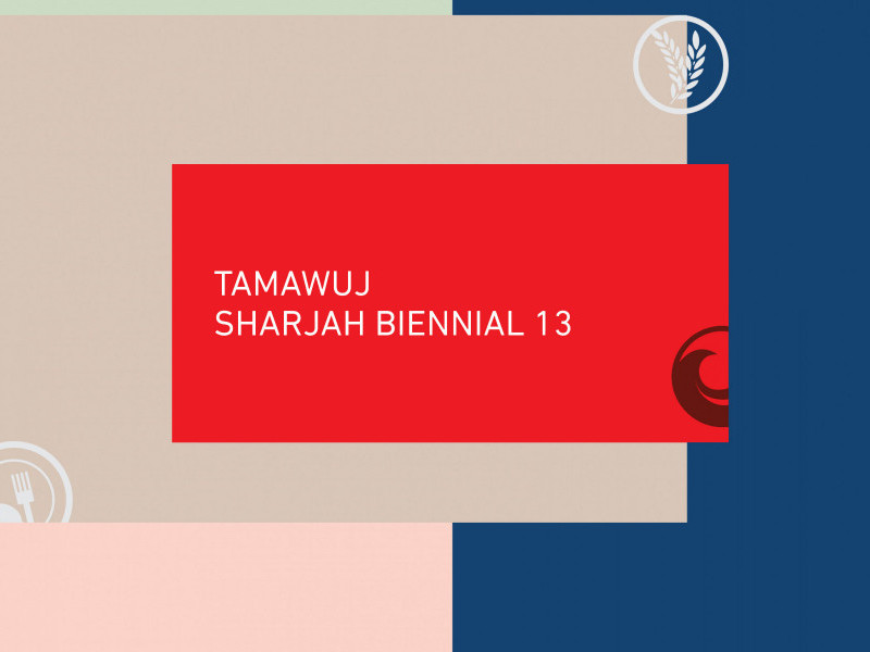 Sharjah Biennial 13: Tamawuj Guidebook