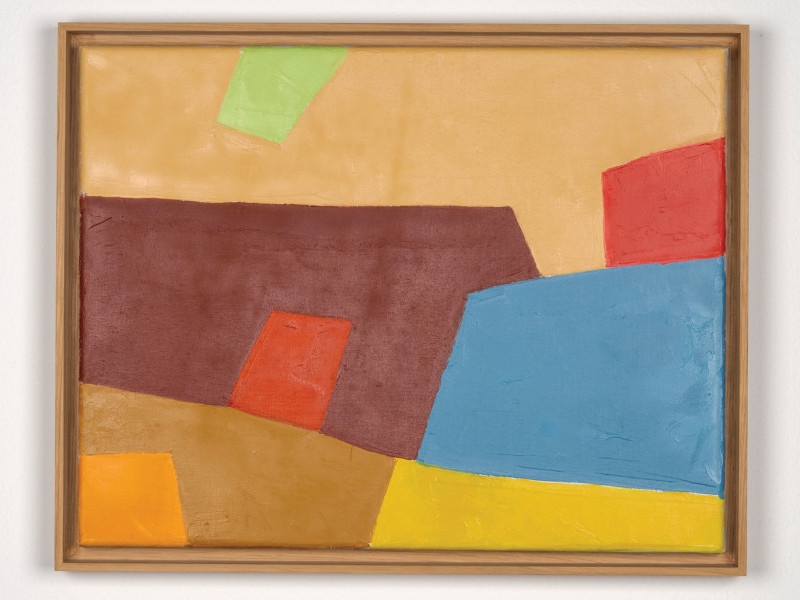 Etel Adnan: Various works (2012-2015)