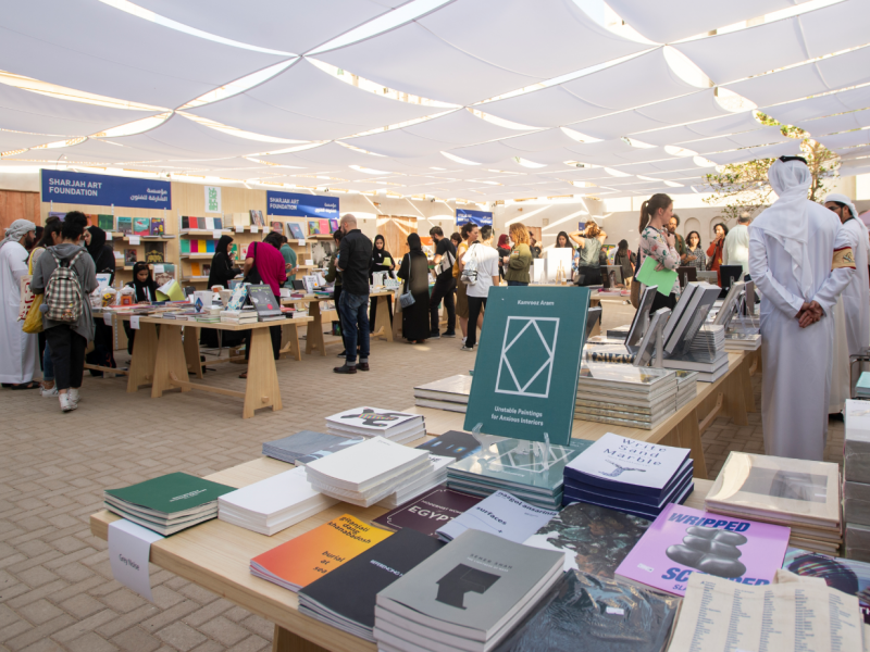 FOCAL POINT Art Book Fair Returns to Sharjah Art Foundation