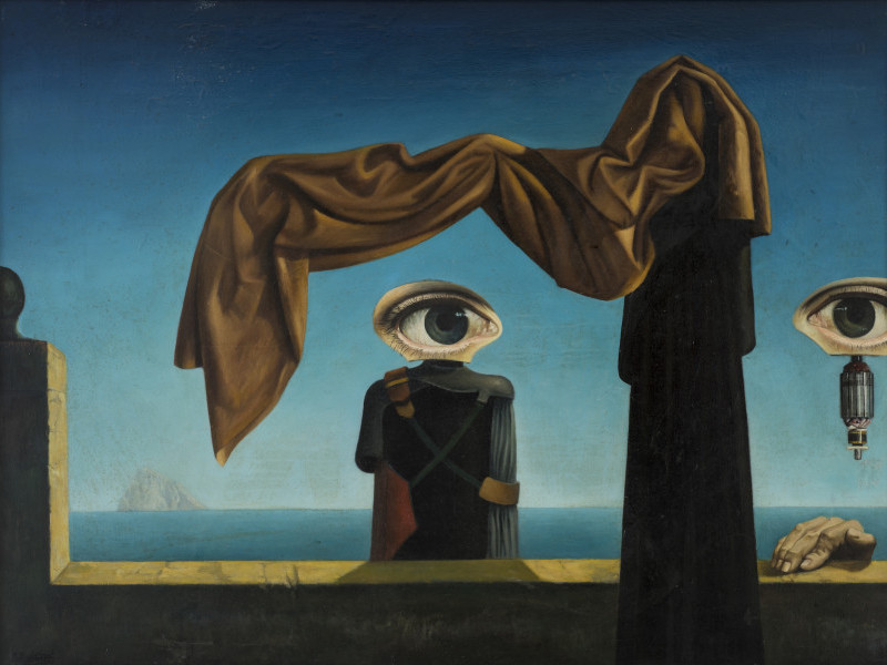 When Art Becomes Liberty: The Egyptian Surrealists (1938-1965)