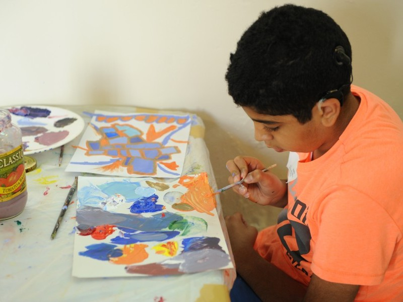 Continuous Painting