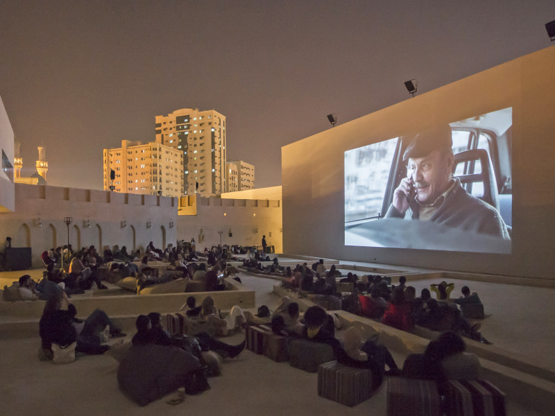 Sharjah Art Foundation's Film Programme: Announces Film Screening Schedule for Autumn 2018