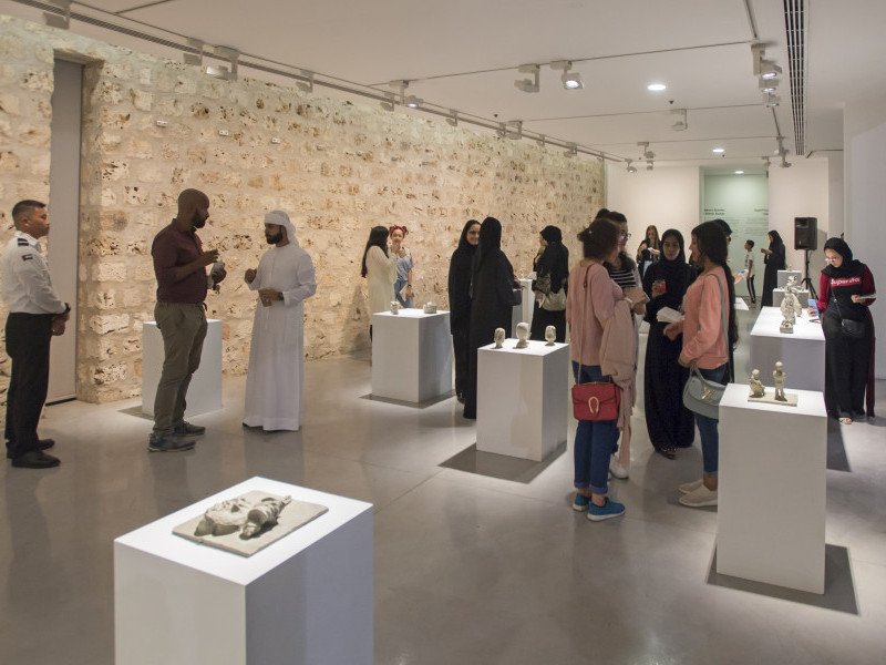 Sharjah Art Foundation Presents Children's Summer Art School Exhibition