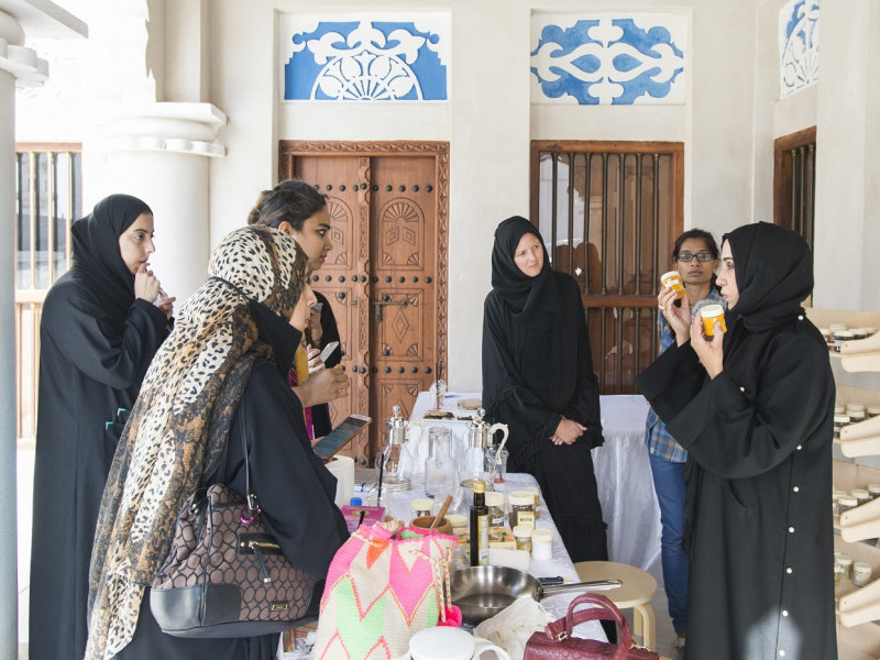 Emirati Brews and Spice Souqs