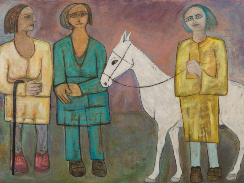 Kamal Youssef: Egyptian Surrealism's Time Capsule