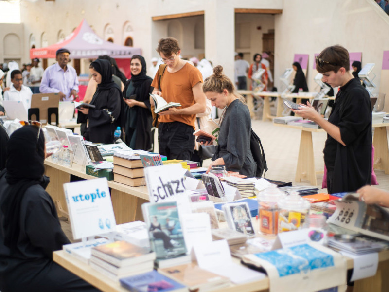 Sharjah Art Foundation Launches USD 30,000 Publishing Grant for Second Annual Edition of FOCAL POINT Art Book Fair