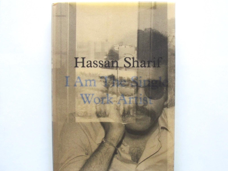 Published by Sharjah Art Foundation and Koenig Books, London, Major Hassan Sharif Publication is Now Available in UAE Bookstores