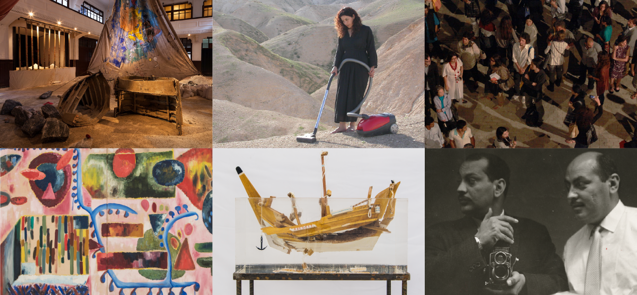 Sharjah Art Foundation Spring 2018 Programme